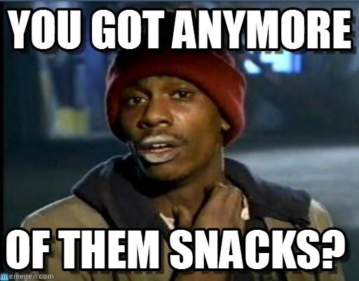 sweetsnacks9 snack attack! naija gal fitness